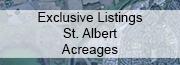 St Albert Acreages