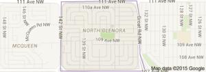 North Glenora Edmonton Real Estate