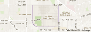 Queen Mary Park Edmonton Real Estate