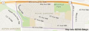 Royal Gardens Edmonton Real Estate