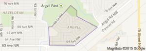 Argyll Edmonton Real Estate