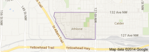 Athlone Edmonton Homes for Sale