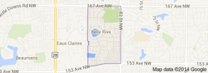 Belle Rive Edmonton Homes for Sale
