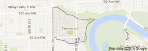 Crestwood Edmonton Homes for Sale