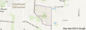 Daly Grove Edmonton Homes for Sale