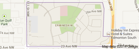 Ermineskin Edmonton Homes for Sale