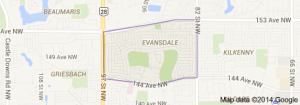 Evansdale Edmonton Real Estate