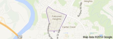 Falconer Edmonton Homes for Sale