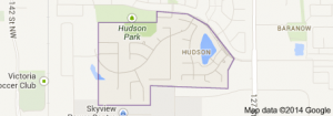 Hudson Edmonton Homes for Sale
