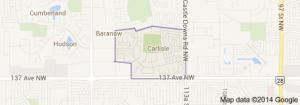 Carlisle Edmonton Homes for Sale